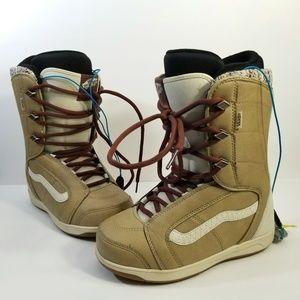 VANS  Hi-Standard  UltraCush Flex Snow Boots
